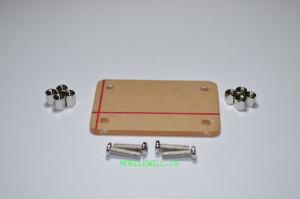 Acrylic Base Parts